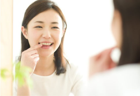 歯周病・虫歯予防①